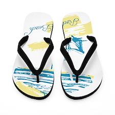 Serenity Rockaway Beach Flip Flops