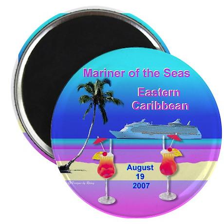 "Mariner of the Seas - 2.25"" Magnet (10 pack)"
