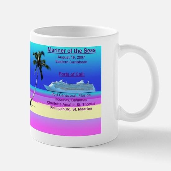 Mariner of the Seas - Mug