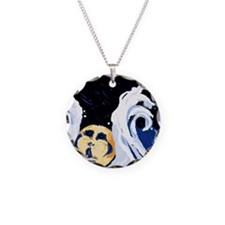 Scoop Up The Moon From The S Necklace