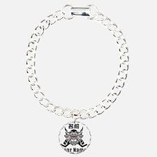 Goalie Dojo - Custom Nam Bracelet