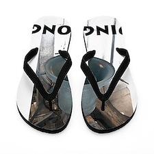 Ding Dong Flip Flops