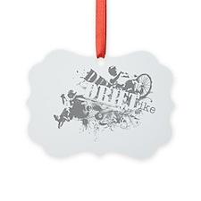 Drift Trike Scramble Picture Ornament
