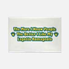 Like Lagotto Rectangle Magnet (100 pack)
