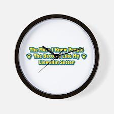 Like Llewellin Wall Clock