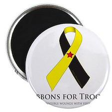 PTSD & TBI Awareness Magnet