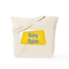 Baby Rylan Tote Bag
