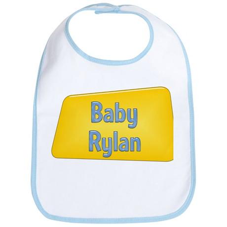 Baby Rylan Bib