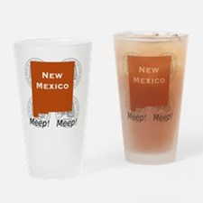 New Mexico Drinking Glass