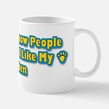 Like Lowchen Mug
