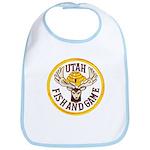 Utah Game Warden Bib