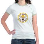 Utah Game Warden Jr. Ringer T-Shirt