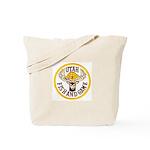 Utah Game Warden Tote Bag