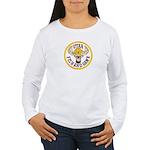 Utah Game Warden Women's Long Sleeve T-Shirt