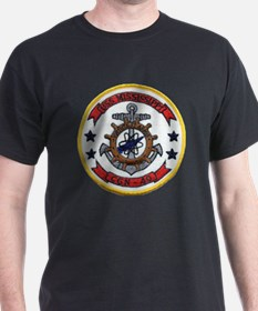 uss mississippi patch transparent T-Shirt