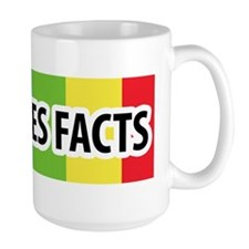 God Hates Facts - Rainbow Mug