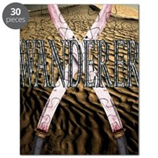 Wanderer Ebook Cover Puzzle