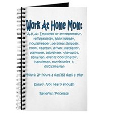 Work At Home Mom (JD) Journal