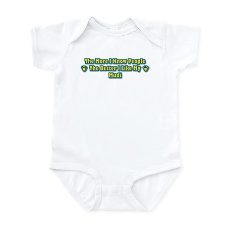 Like Mudi Infant Bodysuit
