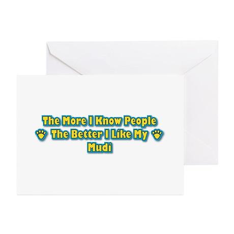 Like Mudi Greeting Cards (Pk of 10)