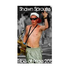 Shawn Sprouse Poster Decal