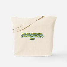 Like Mutt Tote Bag