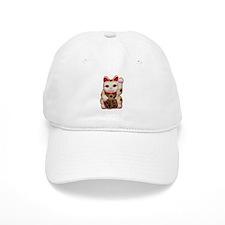 Lucky Cat Baseball Cap
