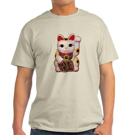 Lucky Cat Light T-Shirt