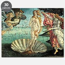 The Birth of Venus - Sandro Botticelli Puzzle