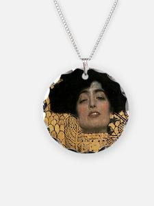 Gustav Klimt Judith Necklace