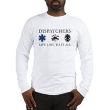 Dispatcher Long Sleeve T-Shirt
