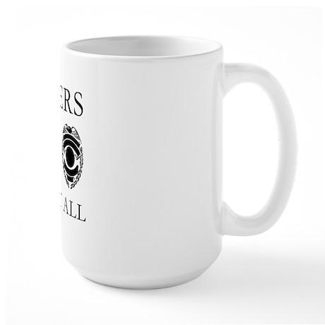 Dispatcher Large Mug