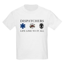 Dispatcher Kids T-Shirt
