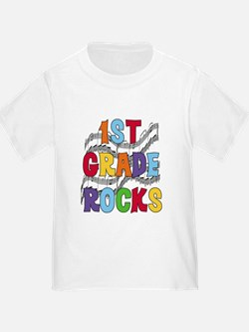 Bright Colors 1st Grade T