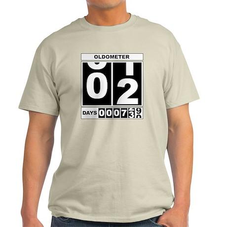 Oldometer 2 Light T-Shirt