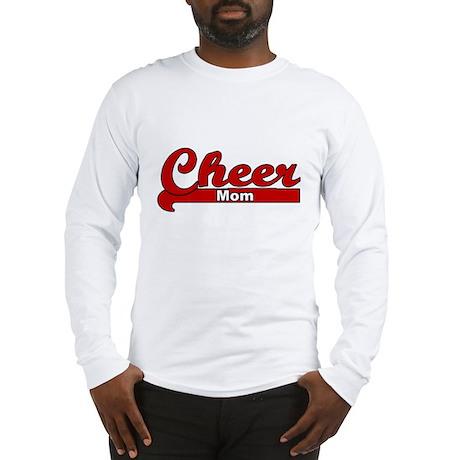 Cheer Mom Long Sleeve T-Shirt