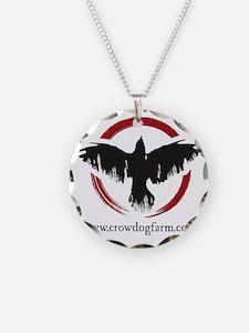 Crow Dog Farm Crow Necklace