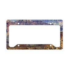 grand canyon 5 License Plate Holder