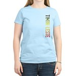 Timor-Leste Women's Light T-Shirt