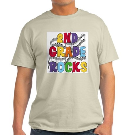 Bright colors 2nd grade light t shirt bright colors 2nd for Neon coloured t shirts