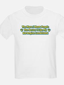 Like Lundehund Kids T-Shirt