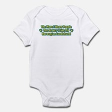 Like Lundehund Infant Bodysuit