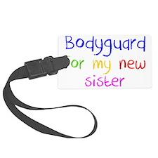 Bodyguard Luggage Tag