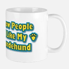Like Lundehund Mug