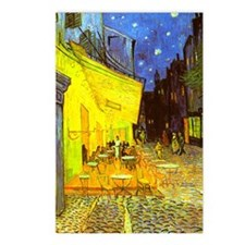 ttotncia_notecard_V_F Postcards (Package of 8)