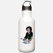 joel life just joel Water Bottle