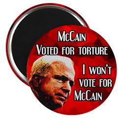 John McCain and Torture Magnet