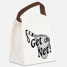 Get the Net 2012 Canvas Lunch Bag