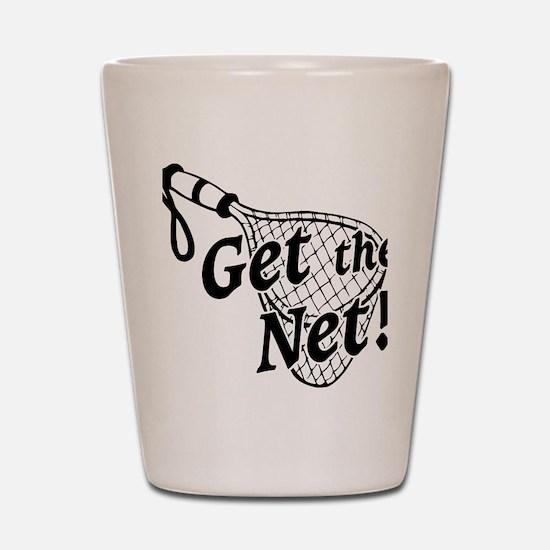 Get the Net 2012 Shot Glass