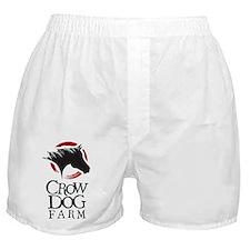 Crow Dog Farm Horse Boxer Shorts
